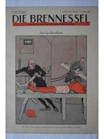 Die Brennessel - Folge 5 - 15. April 1931