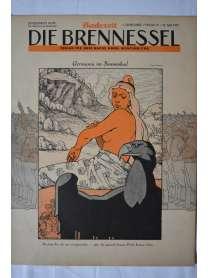 Die Brennessel - Folge 12 - 22. Juli 1931
