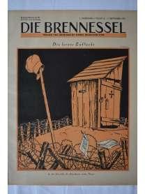 Die Brennessel - Folge 15 - 2. September 1931