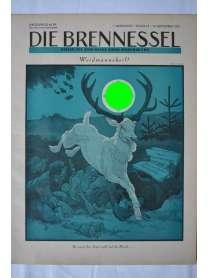 Die Brennessel - Folge 16 - 16. September 1931