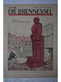 Die Brennessel - Folge 18 - 7. Oktober 1931