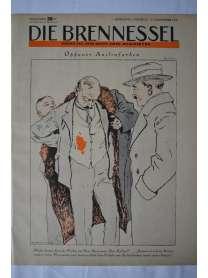 Die Brennessel - Folge 23 - 11. Nobember 1931