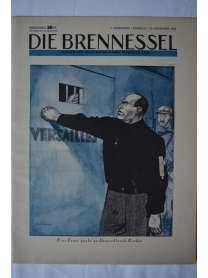 Die Brennessel - Folge 25 - 25. Nobember 1931