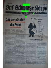 Das Schwarze Korps - 32. Folge - 6. August 1942