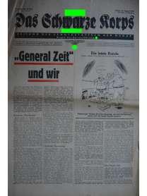 Das Schwarze Korps - 33. Folge - 13. August 1942