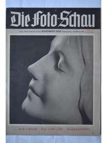 Die Foto-Schau - November 1938