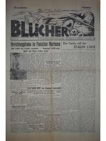 Blücher - Frontzeitung einer Panzergruppe - Nr. 64 - 4. September 1941