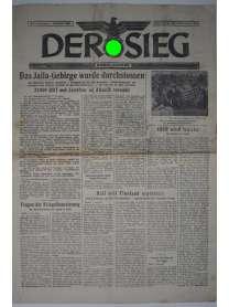 DER SIEG - Armee-Zeitung - Nr. 31 - 6. November 1941