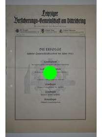 Werkzeitschrift - Leipziger Versicherungs-Gemeinschaft am Dittrichring - Folge 2 - 1. Juli 1942