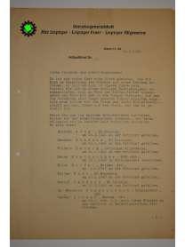 Feldpostbrief - Leipziger Versicherungs-Gemeinschaft am Dittrichring - Nr. 17 - 20. April 1942