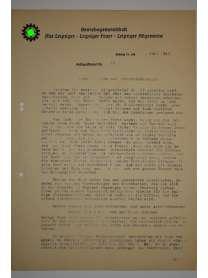 Feldpostbrief - Leipziger Versicherungs-Gemeinschaft am Dittrichring - Nr. 18 - 2. Juli 1942