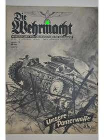 Die Wehrmacht - Nr. 22 - November 1938