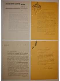 Feldpostbrief - Leipziger Versicherungs-Gemeinschaft am Dittrichring - Betriebsobmann - 1940