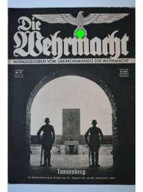 Die Wehrmacht - Nr. 17 - August 1939