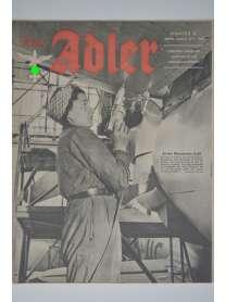 Der Adler - Nr. 6 - März 1943 - englische Ausgabe