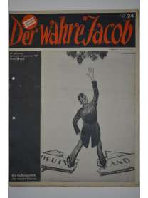 Der Wahre Jacob - Nr. 24 - 24. September 1932