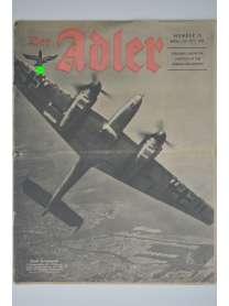 Der Adler - Nr. 15 - Juli 1943 - englische Ausgabe
