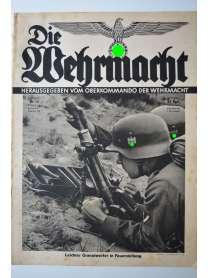 Die Wehrmacht - Nr. 13 - Juli 1938