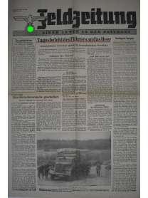 Feldzeitung einer Armee an der Ostfront - Nr. 1140 - 25. Juli 1944