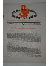 Werkzeitschrift - Rund um den Pelikan - Nr. 6 - 1. November 1942