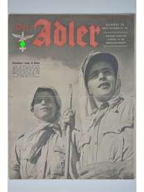 Der Adler - Nr. 23 - November 1942 - englische Ausgabe