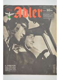 Der Adler - Heft 8 - 10. April 1941