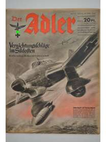 Der Adler - Heft 9 - 29. April 1941