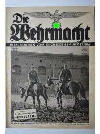 Die Wehrmacht - Nr. 3 - Februar 1938