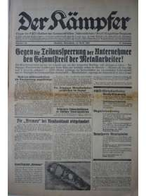 Der Kämpfer - Organ der KPD - Nr. 88 - 14. April 1928