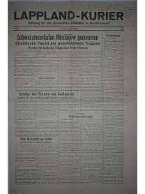 LAPPLAND-KURIER - Nr. 17 - 18. August 1941