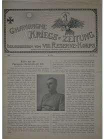 Champagne-Kriegszeitung - VIII. Reserve-Korps - Nr. 119 - 20. Mai 1916