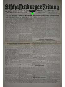 Aschaffenburger Zeitung - Nr. 46 - 23. Februar 1945