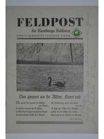 Feldpost für Hamburgs Soldaten - 1940