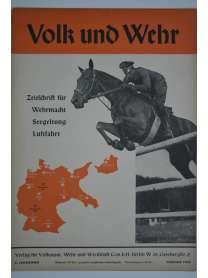 Volk und Wehr - Zeitschrift für Wehrmacht, Seegeltung und Luftfahrt - Februar 1937