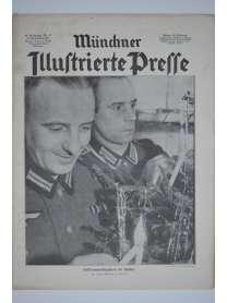 Münchner Illustrierte Presse - Nr. 51 - 21. Dezember 1939 - Kriegsweihnacht