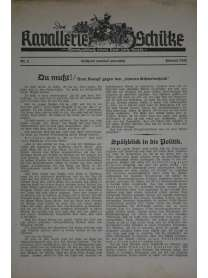 Der Kavallerie-Schütze - Nr. 2 - Februar 1940