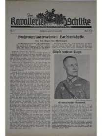 Der Kavallerie-Schütze - Nr. 7 - Mai 1940