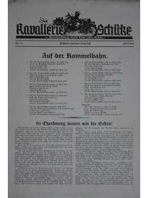 Der Kavallerie-Schütze - Nr. 10 - Juli 1940