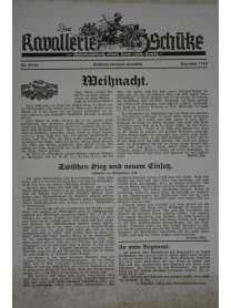Der Kavallerie-Schütze - Nr. 21/22 - Dezember 1940