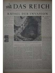 Das Reich - Nr. 19 - 7. Mai 1944