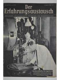 Der Erfahrungsaustausch - Heft 1/2 - Januar/Februar 1944