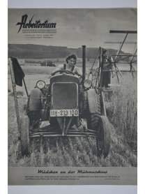 Arbeitertum - Folge 18 - September 1942