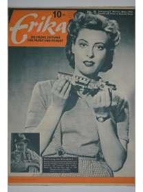 Erika - Die frohe Zeitung für Front und Heimat - Nr. 11 - März 1941