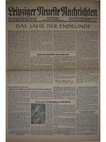 Leipziger Neueste Nachrichten - Nr. 345 - 31. Dezember 1944