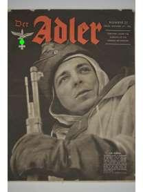 Der Adler - Nr. 25 - Dezember 1943 - englische Ausgabe