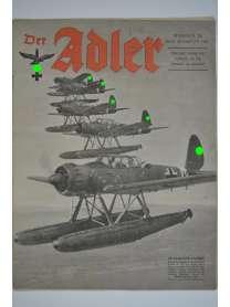 Der Adler - Nr. 26 - Dezember 1943 - englische Ausgabe