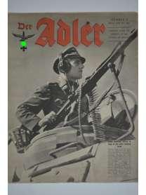 Der Adler - Nr. 13 - Juni 1944 - englische Ausgabe