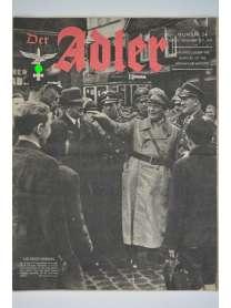 Der Adler - Nr. 24 - November 1943 - englische Ausgabe