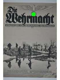 Die Wehrmacht - Nr. 6 - März 1940