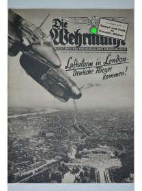 Die Wehrmacht - Nr. 19 - September 1940